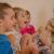 Децата учат и се забавляват заедно