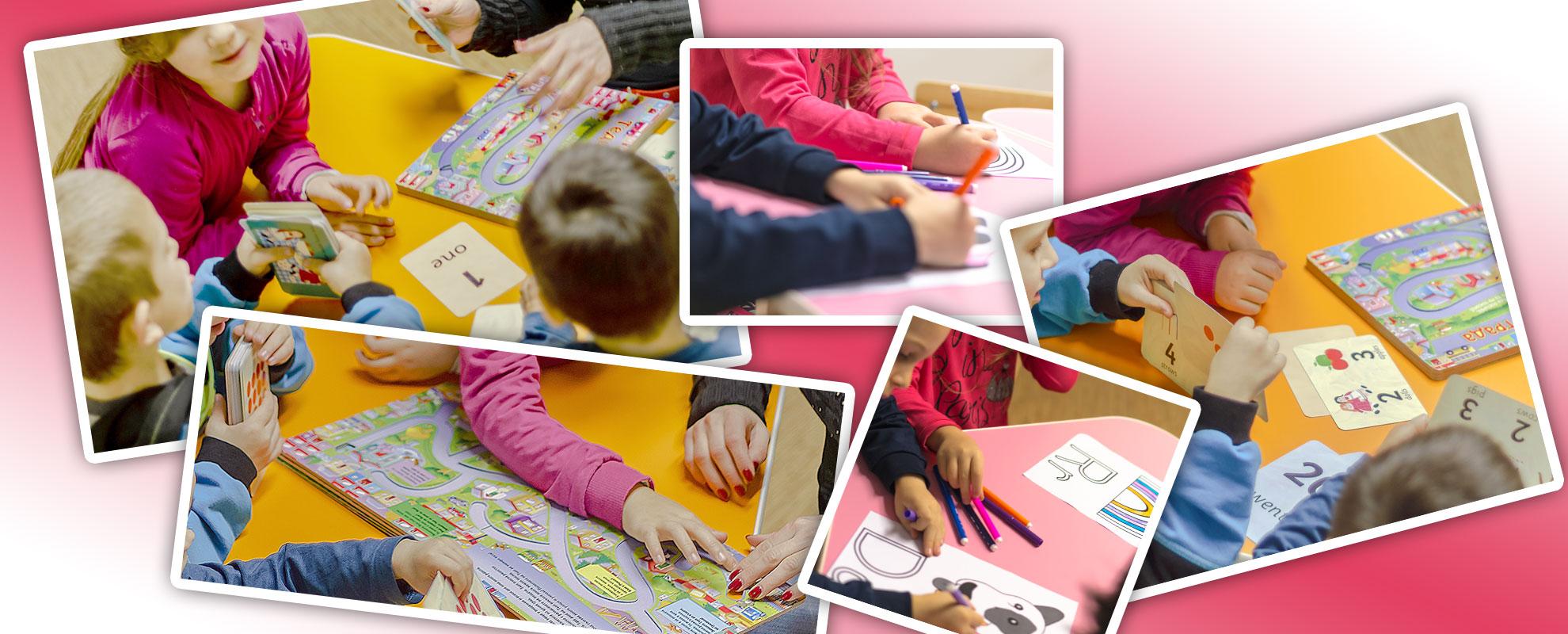 курс по английски език за деца от Варна