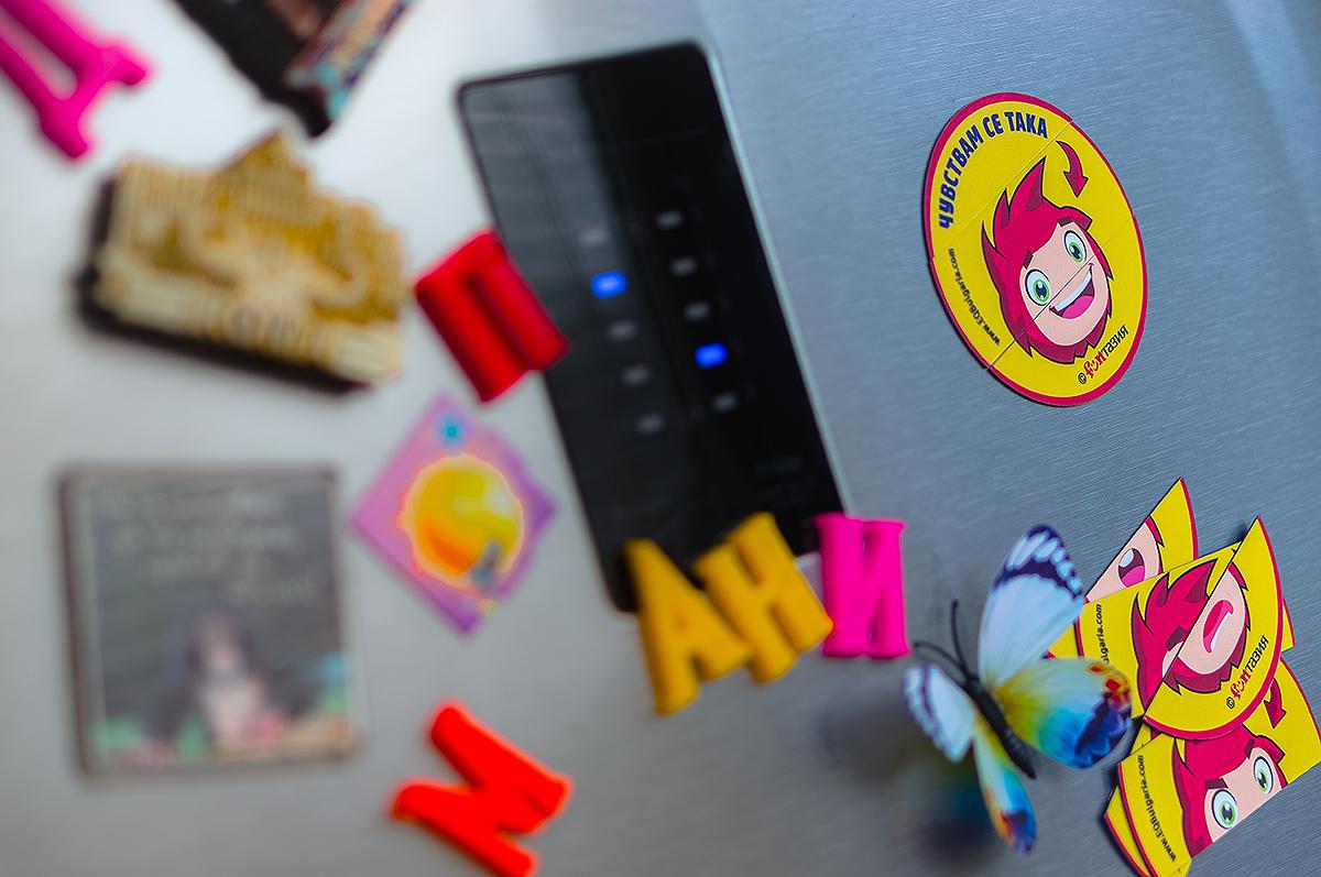 Детски магнитен комплект игри за развитие на емоционална интелигентност и емпатия